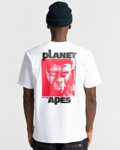 3 Pota Dominion - T-Shirt for Unisex White Z1SSQ2ELF1 Element