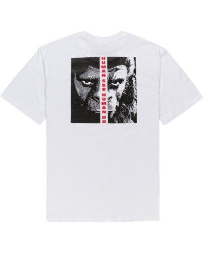 1 Pota Arise - T-Shirt for Unisex White Z1SSQ4ELF1 Element