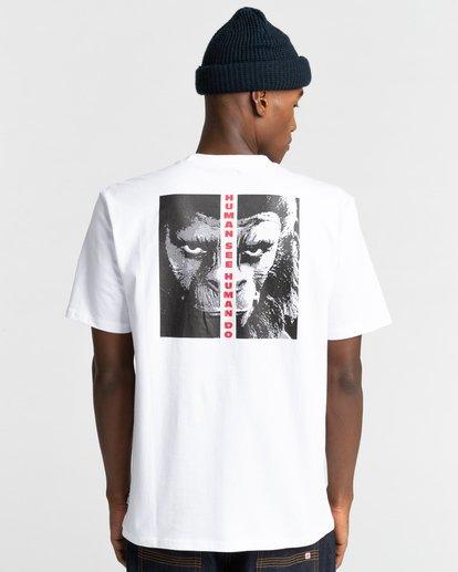 3 Pota Arise - T-Shirt for Unisex White Z1SSQ4ELF1 Element