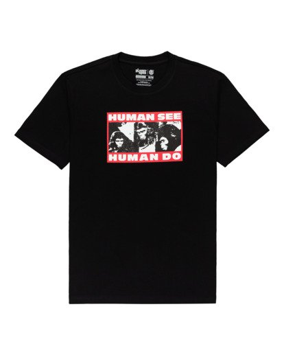 0 Pota Eminence - T-Shirt for Unisex Black Z1SSQ6ELF1 Element