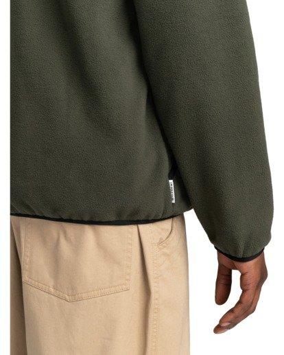 4 Abenaki - Sweat zippé pour Homme Vert Z1WAB3ELF1 Element