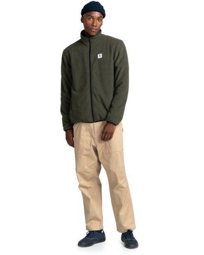 5 Abenaki - Sweat zippé pour Homme Vert Z1WAB3ELF1 Element