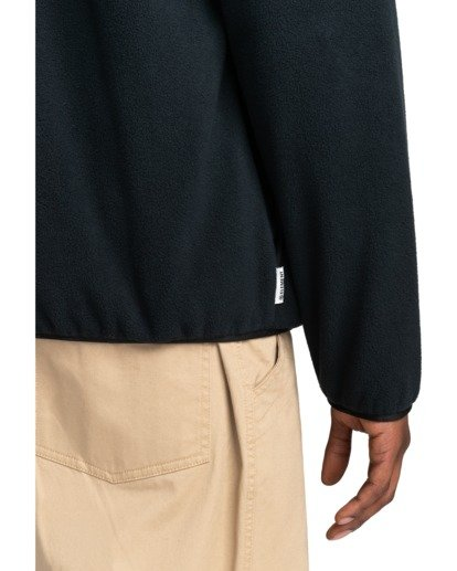 4 Abenaki - Sweat zippé pour Homme Noir Z1WAB3ELF1 Element