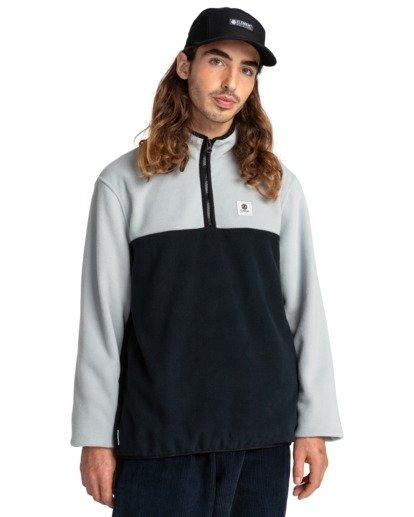 1 Abenaki - Half Zip Fleece for Men Green Z1WAB4ELF1 Element