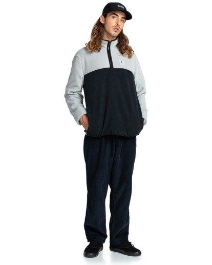 5 Abenaki - Half Zip Fleece for Men Green Z1WAB4ELF1 Element
