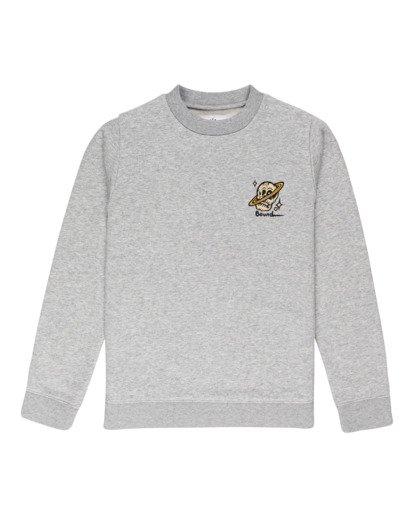0 Transender - Sweatshirt for Boys Grey Z2CRB4ELF1 Element