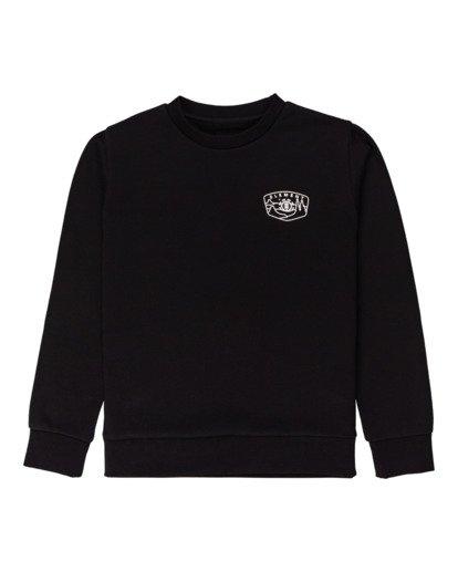 0 Navio - Sweatshirt for Boys Black Z2CRB7ELF1 Element