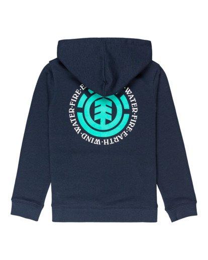 1 Seal - Hoodie for Boys Blue Z2HOB6ELF1 Element