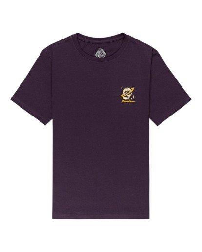 0 Transender - T-shirt pour Garçon Violet Z2SSC4ELF1 Element
