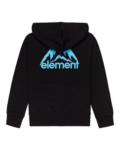 1 Goletta - Zip-Up Hoodie for Boys Black Z2ZHB3ELF1 Element