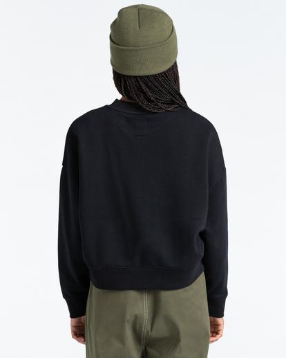 3 Logic - Sweatshirt for Women Black Z3CRB2ELF1 Element