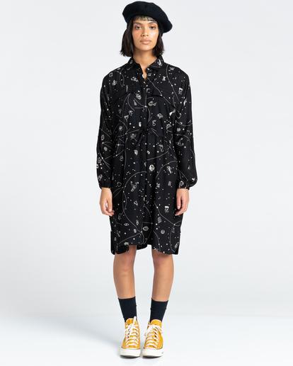 1 Hazel - Robe chemise oversize pour Femme Multicouleurs Z3DRC8ELF1 Element