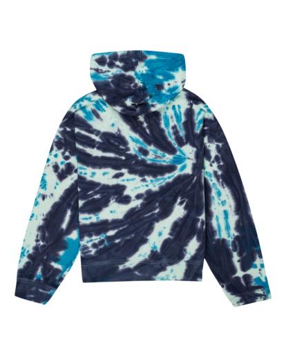 1 Blazin Chest - Hoodie for Women Blue Z3HOB6ELF1 Element