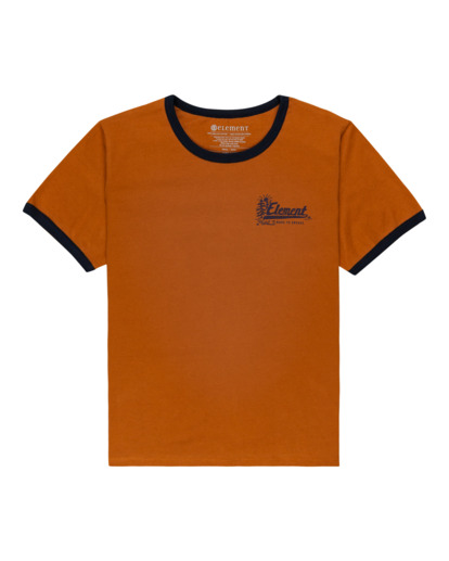 0 Baleek - T-Shirt for Women Beige Z3SSD2ELF1 Element