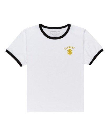 0 Casco - T-Shirt for Women White Z3SSD3ELF1 Element