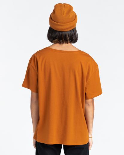 3 Blazin Chest - T-Shirt for Women Beige Z3SSD4ELF1 Element