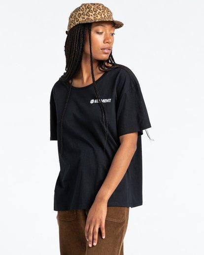 2 Blazin Chest - T-Shirt for Women Black Z3SSD4ELF1 Element