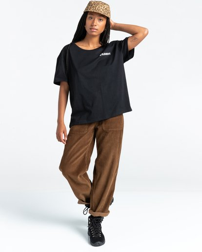 3 Blazin Chest - T-Shirt for Women Black Z3SSD4ELF1 Element