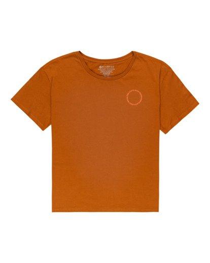 0 Exley - T-Shirt for Women Beige Z3SSD6ELF1 Element