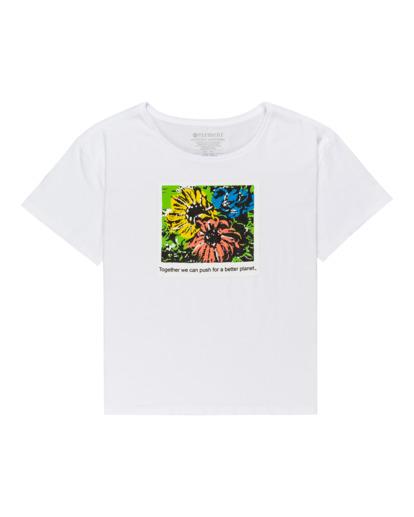 0 Toluca - T-Shirt for Women White Z3SSE2ELF1 Element