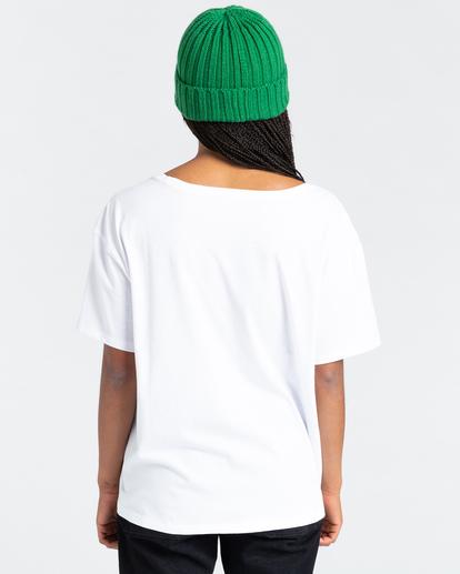 3 Toluca - T-Shirt for Women White Z3SSE2ELF1 Element