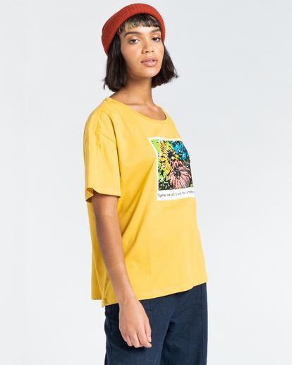 2 Toluca - T-Shirt for Women Yellow Z3SSE2ELF1 Element