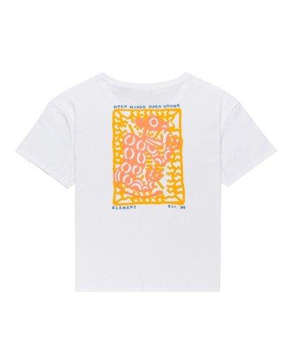 1 Dalzell - T-Shirt for Women White Z3SSE3ELF1 Element
