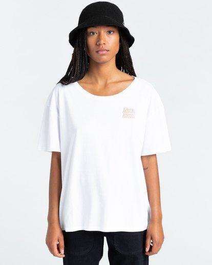 2 Dalzell - T-Shirt for Women White Z3SSE3ELF1 Element