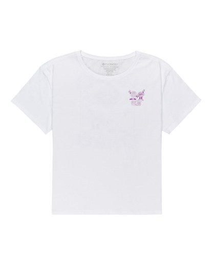 0 Uccello - T-Shirt for Women White Z3SSE4ELF1 Element