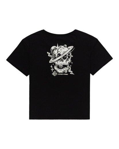 1 Elliptical - T-Shirt for Women Black Z3SSE7ELF1 Element