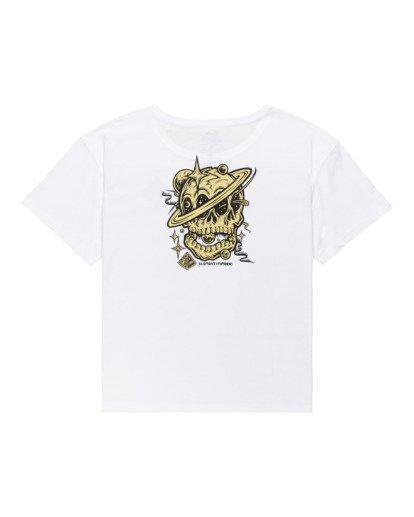 1 Elliptical - T-Shirt for Women White Z3SSE7ELF1 Element