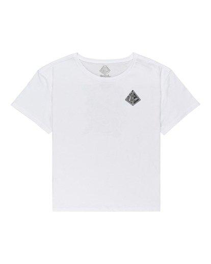 0 Elliptical - T-Shirt for Women White Z3SSE7ELF1 Element