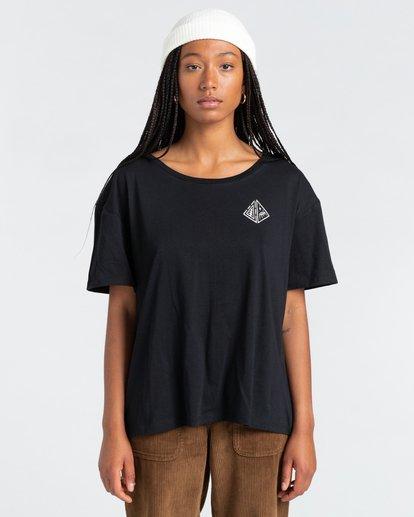 2 Elliptical - T-Shirt for Women Black Z3SSE7ELF1 Element