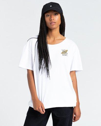2 Transender - T-Shirt for Women White Z3SSE8ELF1 Element