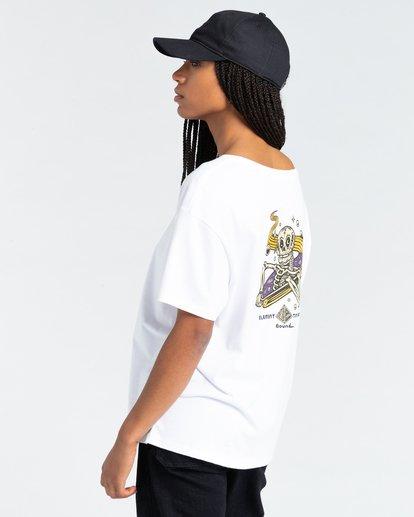 3 Transender - T-Shirt for Women White Z3SSE8ELF1 Element