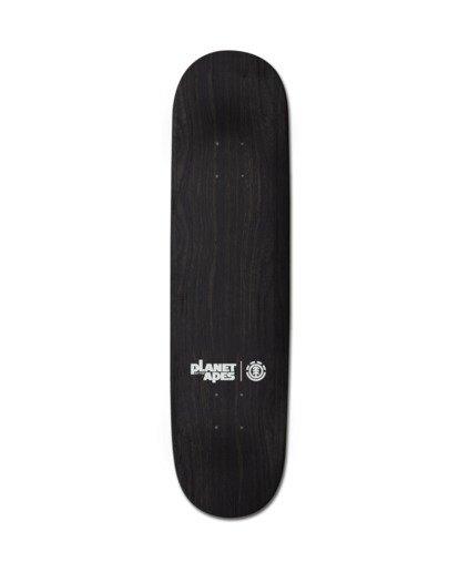 "1 8.25"" Pota Monarch - Skateboard Deck Black Z4DCA9ELF1 Element"
