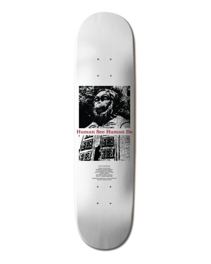 "0 8.25"" Pota Monarch - Skateboard Deck Black Z4DCA9ELF1 Element"
