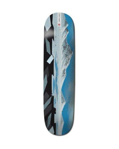 0 8.38 Landscape Antartica - Deck de skateboard pour Unisexe Noir Z4DCB6ELF1 Element
