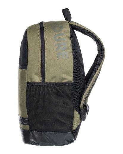 2 Action 21 L - Medium Backpack for Men Green Z5BPB2ELF1 Element