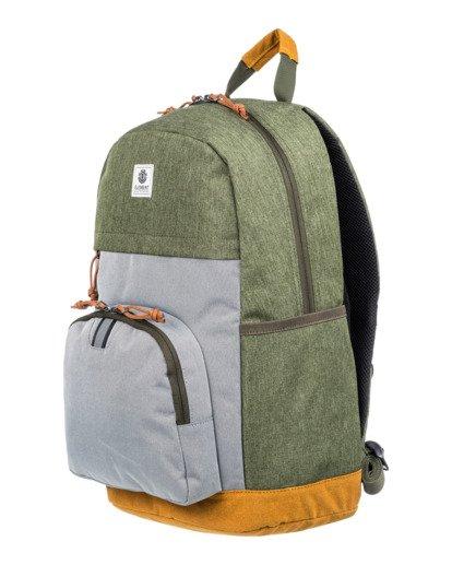 2 Regent 26 L - Medium Backpack for Men Green Z5BPB3ELF1 Element