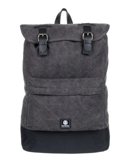 0 Strain 27 L - Medium Backpack for Men Black Z5BPB4ELF1 Element