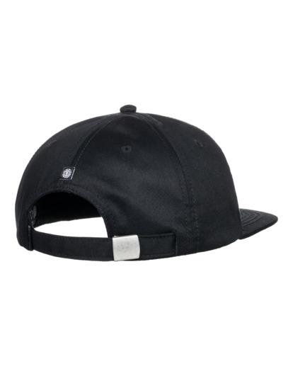 2 Galaxy Pool - Strapback Cap for Unisex Black Z5CTD8ELF1 Element
