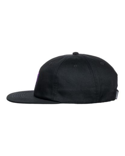 1 Galaxy Pool - Strapback Cap for Unisex Black Z5CTD8ELF1 Element