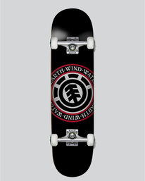 "0 Seal 8"" - Skateboard  04CP1YELPP Element"
