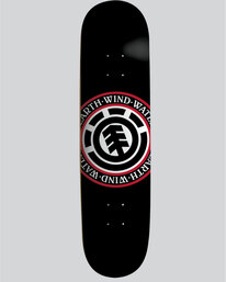 "0 Seal 8"" - Skateboard Deck  04DCWWELPP Element"