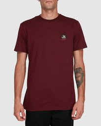 0 CAT CLAW SHORT SLEEVE TEE Red 102006 Element