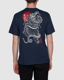 2 TRADITION SHORT SLEEVE TEE  107023 Element