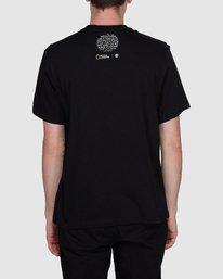 1 Geyser Ss Tee Black 107030 Element