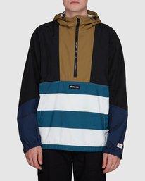 0 Alder Tokyo Pop Jacket Blue 107463 Element