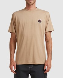 1 PROJECTS SHORT SLEEVE TEE Grey 117009 Element